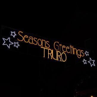 City of Lights - Truro Christmas Light Parade