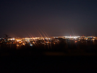 Night Time Photography- Portsdown Hill