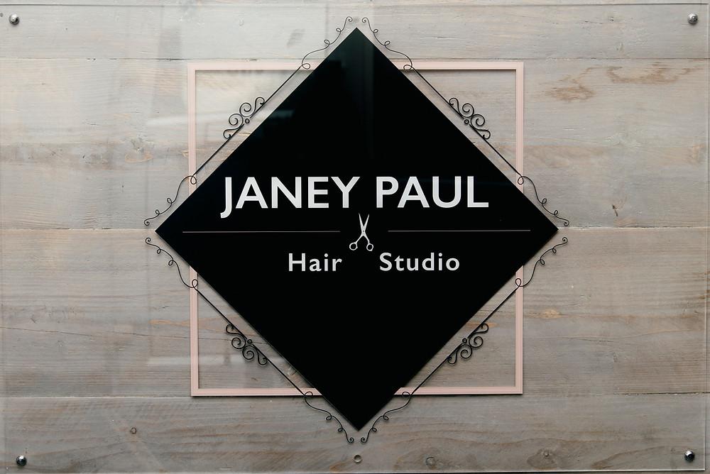 Janey Paul Logo