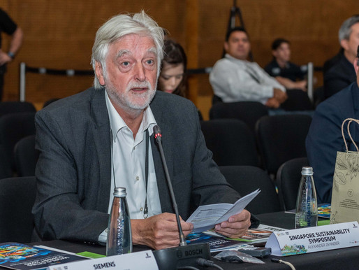 Co-Founder Alexander Zehnder spoke at the 10th World City Summit (WCS) Mayors Forum in Medellin