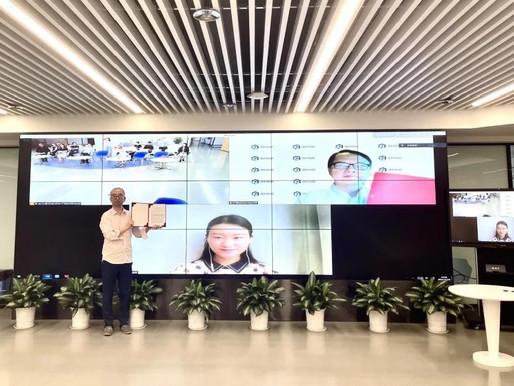南科创新与深圳市人才产业园有限公司签署战略合作协议