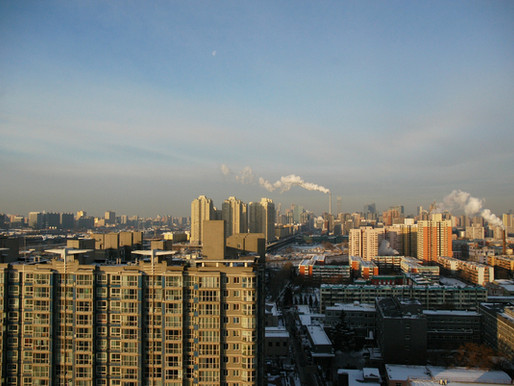 Dr. Stanley Yip, CEO of NanRise contributed to Beijing 14th Five Year Plan on Green Buildings