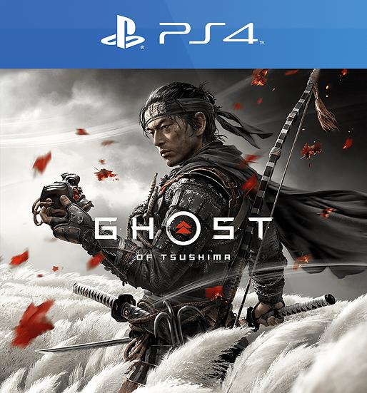 GHOST OF Tsushima PS4 (ACCOUNT, REGION FREE)