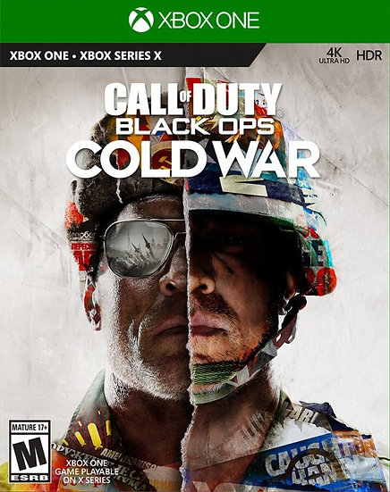 Call of Duty Black Ops Cold War  XBOX ONE (REGION FREE, ALL LANGUAGES)