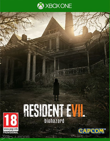 Resident Evil 7 XBOX ONE (REGION FREE, ALL LANGUAGES)