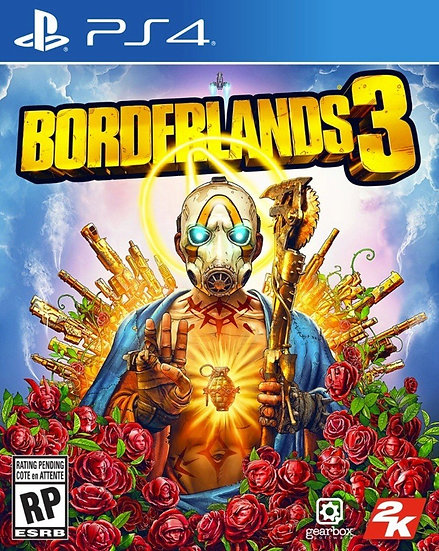 Borderlands 3 PS4 (ACCOUNT,REGIONFREE)