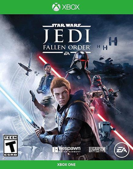 Star Wars Jedi: Fallen Order XBOX ONE (REGION FREE, ALL LANGUAGES)