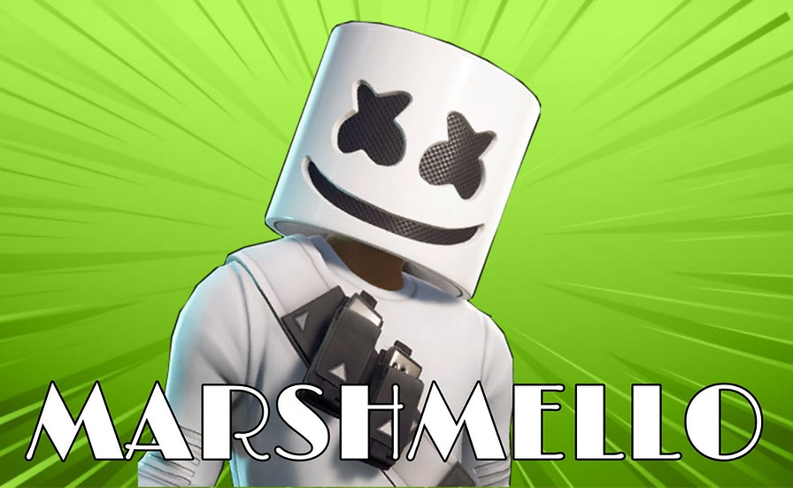 Fortnite Account with Marshmello 100% GUARANTEE   Fast SHIPPING   WITH WARRANTY