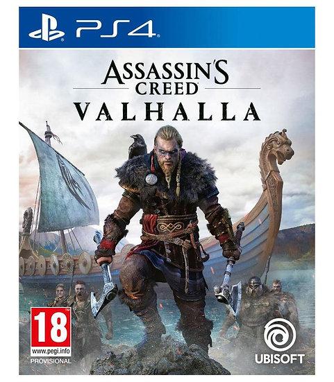 Assassins Creed Valhalla PS4 (ACCOUNT, REGION FREE)