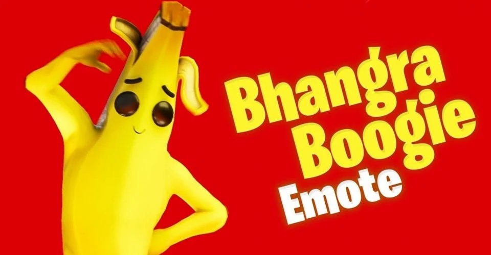 Fortnite CODE Bhangra Boogie Emote Epic Games CD Key Region Free All platforms