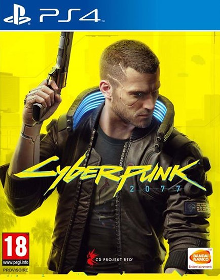 Cyberpunk 2077 PS4 (ACCOUNT, REGION FREE)