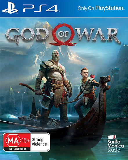 God of War PS4 (ACCOUNT, REGION FREE)