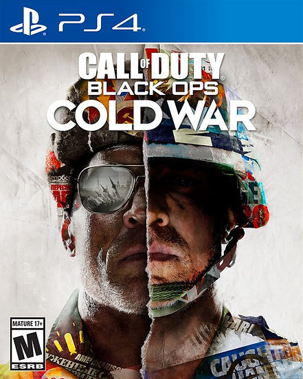 Call of Duty Black Ops Cold War PS4 (ACCOUNT, REGION FREE)