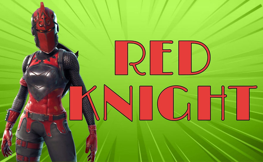 Fortnite Account with Red Knight SKIN 100% GUARANTEE | Fast SHIPPING | WITH WARR