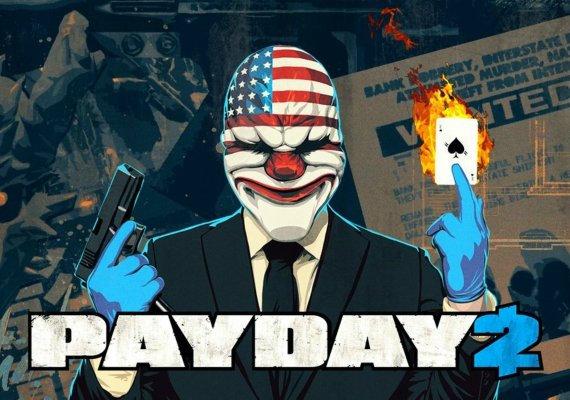 Payday 2 Steam CD Key Global
