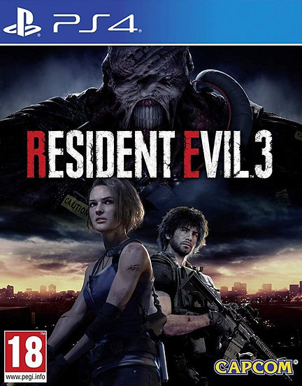 Resident Evil 3 PS4 (ACCOUNT, REGION FREE)