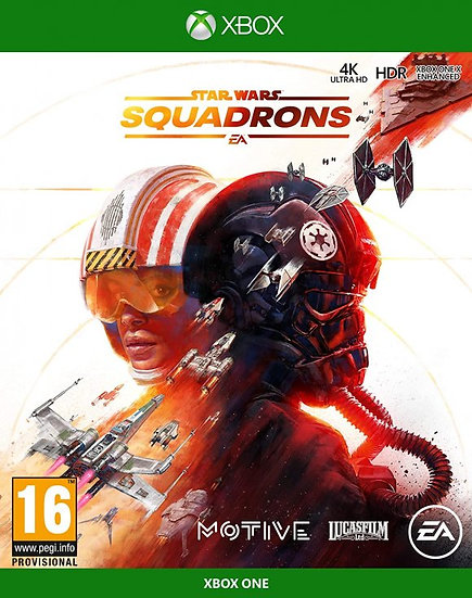 Star Wars: Squadrons XBOX ONE (REGION FREE, ALL LANGUAGES)