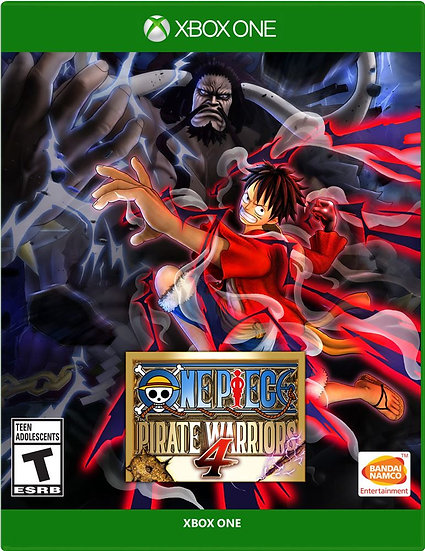 ONE PIECE: PIRATE WARRIORS 4 XBOX ONE (REGION FREE, ALL LANGUAGES)