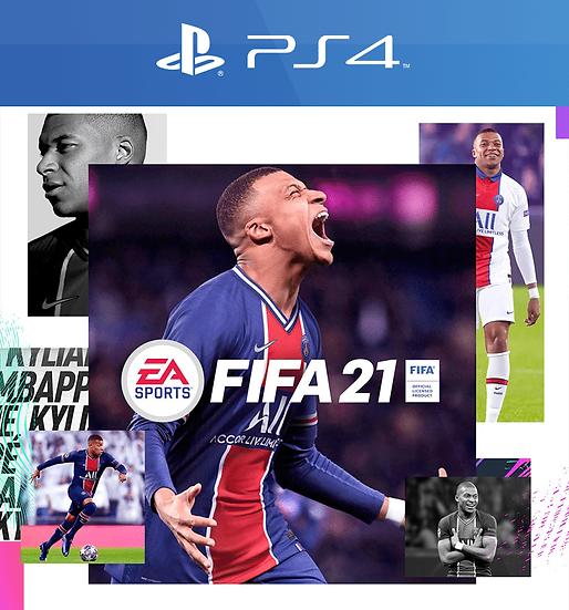 Fifa 21 PS4 (ACCOUNT, REGION FREE)