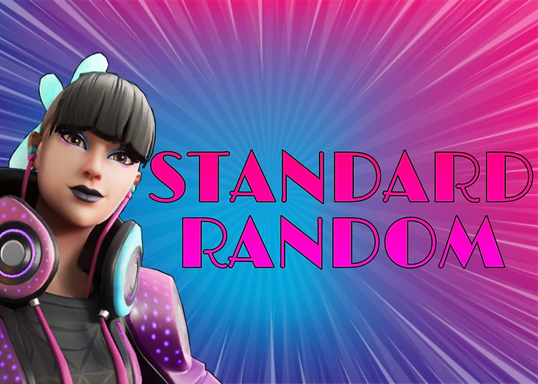 Fortnite Standard Random Account | Fast SHIPPING | WITH WARRANTY