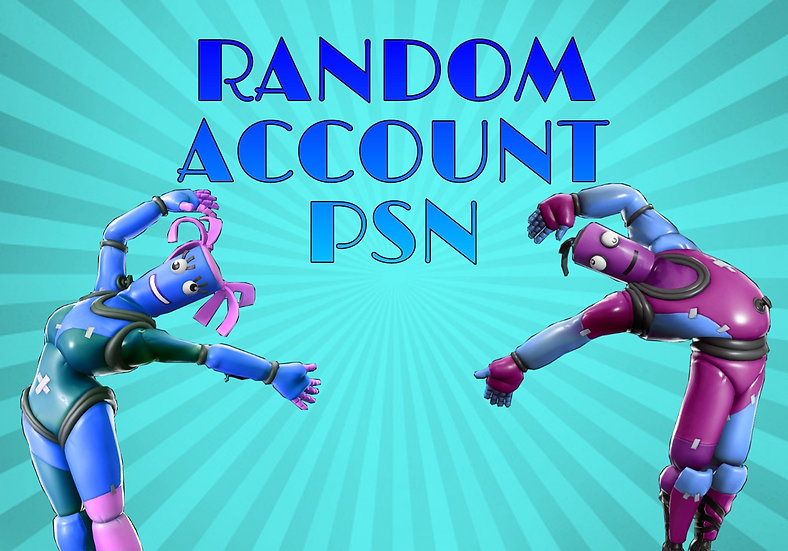 Fortnite Random Account | PSN LINKABLE | GUARANTEE | Fast S
