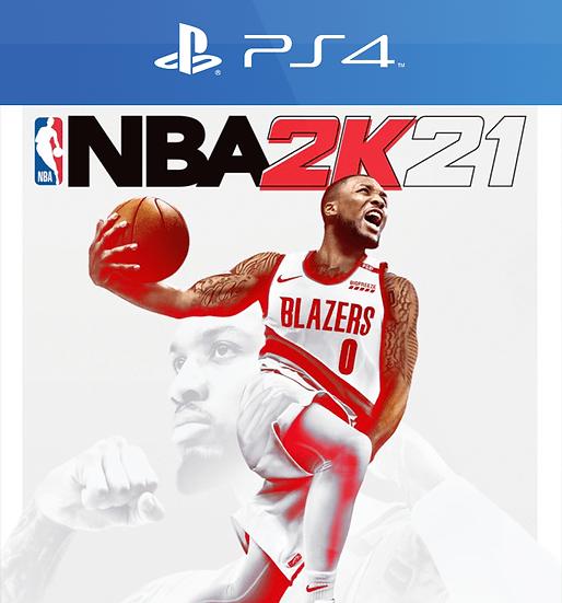 NBA 2K21 PS4 (ACCOUNT, REGION FREE)