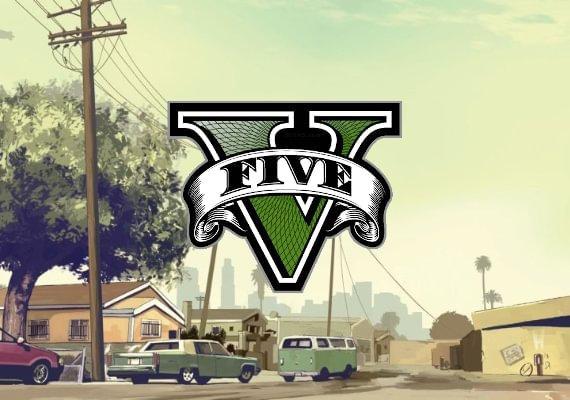Grand Theft Auto V GTA 5 Rockstar Social Club CD Key Global