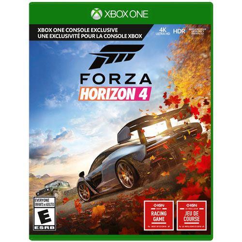 FORZA HORIZON 4 XBOX ONE (REGION FREE, ALL LANGUAGES)