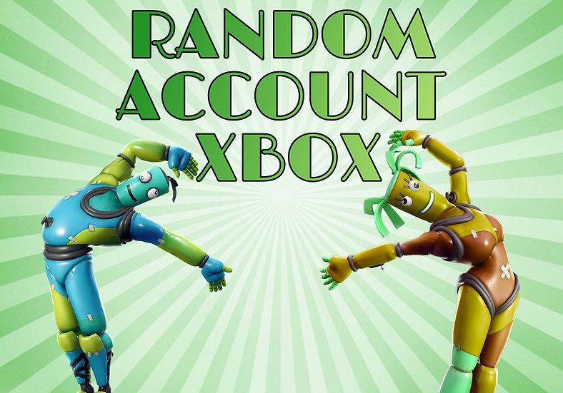 Fortnite Random Account | XBOX LINKABLE | GUARANTEE | Fast S