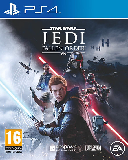 STAR WARS JEDI: FALLEN ORDER PS4 (ACCOUNT, REGION FREE)