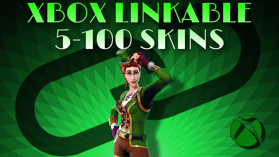 Fortnite Account | 5-100 PVP SKINS | XBOX LINKABLE | GUARANTEE | Fast SHIPPING