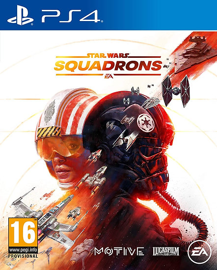 Star wars squadrons PS4 (ACCOUNT, REGION FREE)