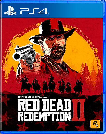 Red Dead Redemption 2 PS4 (ACCOUNT, REGION FREE)