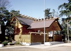 天神地祇太神社殿(てんじんちぎおおがみしゃでん)