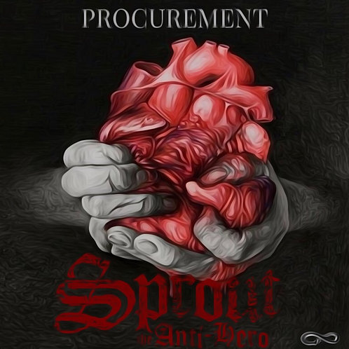 """Procurement"" CD - Sprout The Anti-Hero"