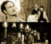 Hugo Tranchant Ténor lyrique opéra opérette spectacle Daimon bel canto bellini rossini Mylène Bourbeau Offenbach