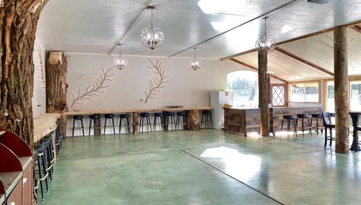 Inside Meadow Hall