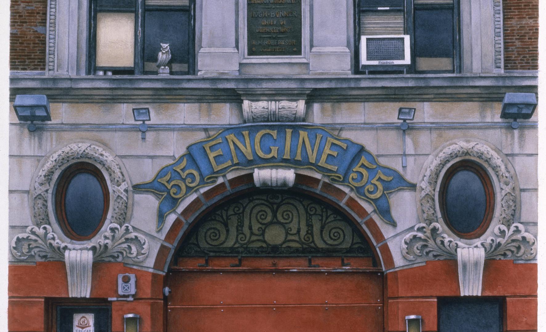 Engine 55, 1998