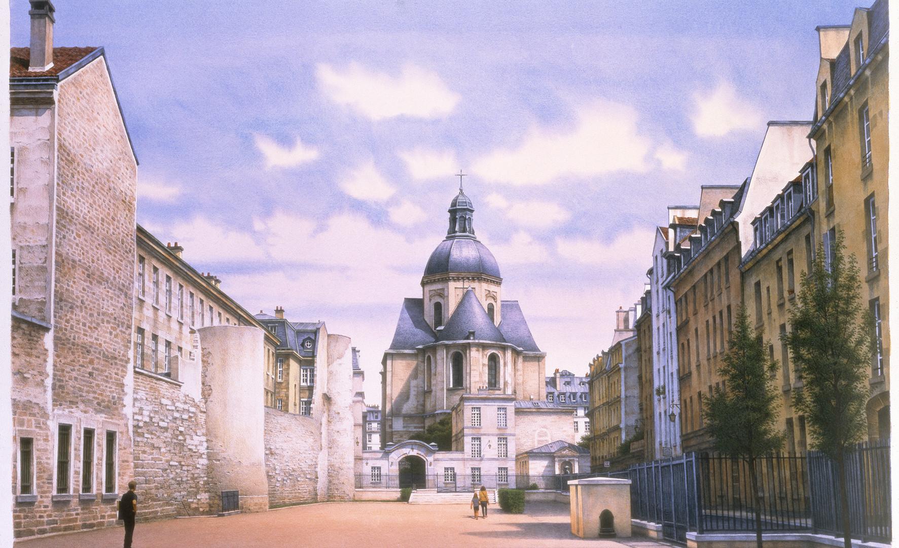 St. Pauls, 1999