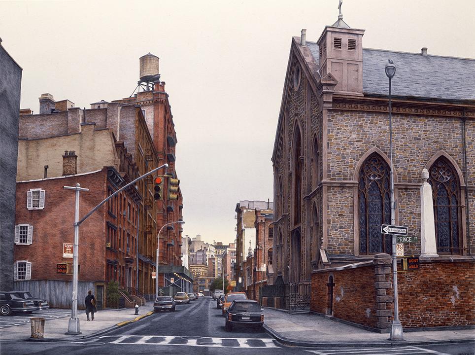 Old St. Patricks, 1997