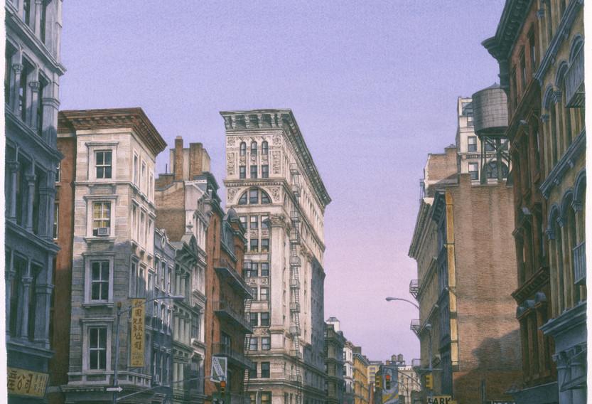 Broome Street, 1998