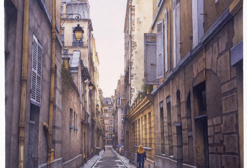 Rue Jaques Callot, 2003
