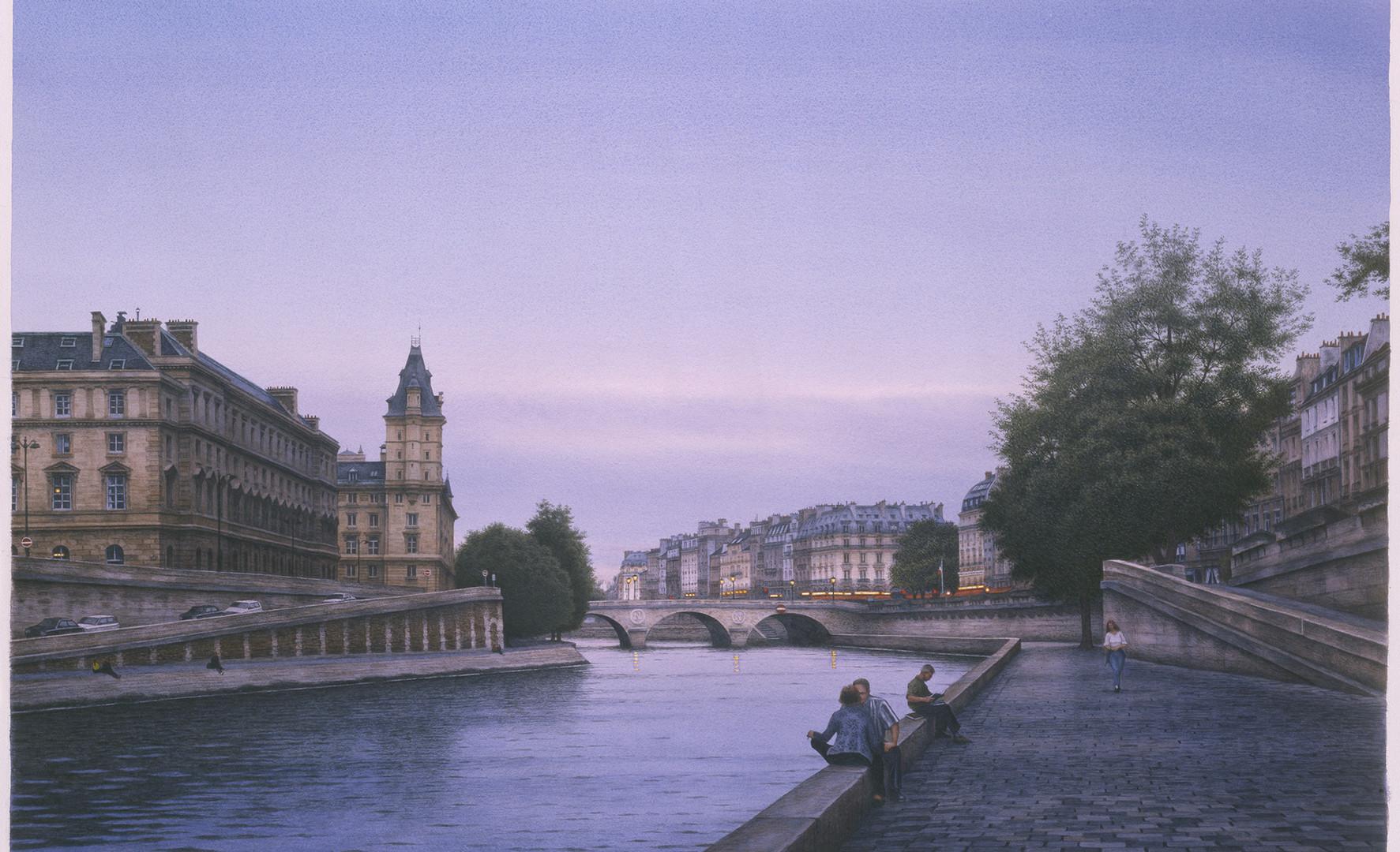 Quai des Grands Augustins, 1999