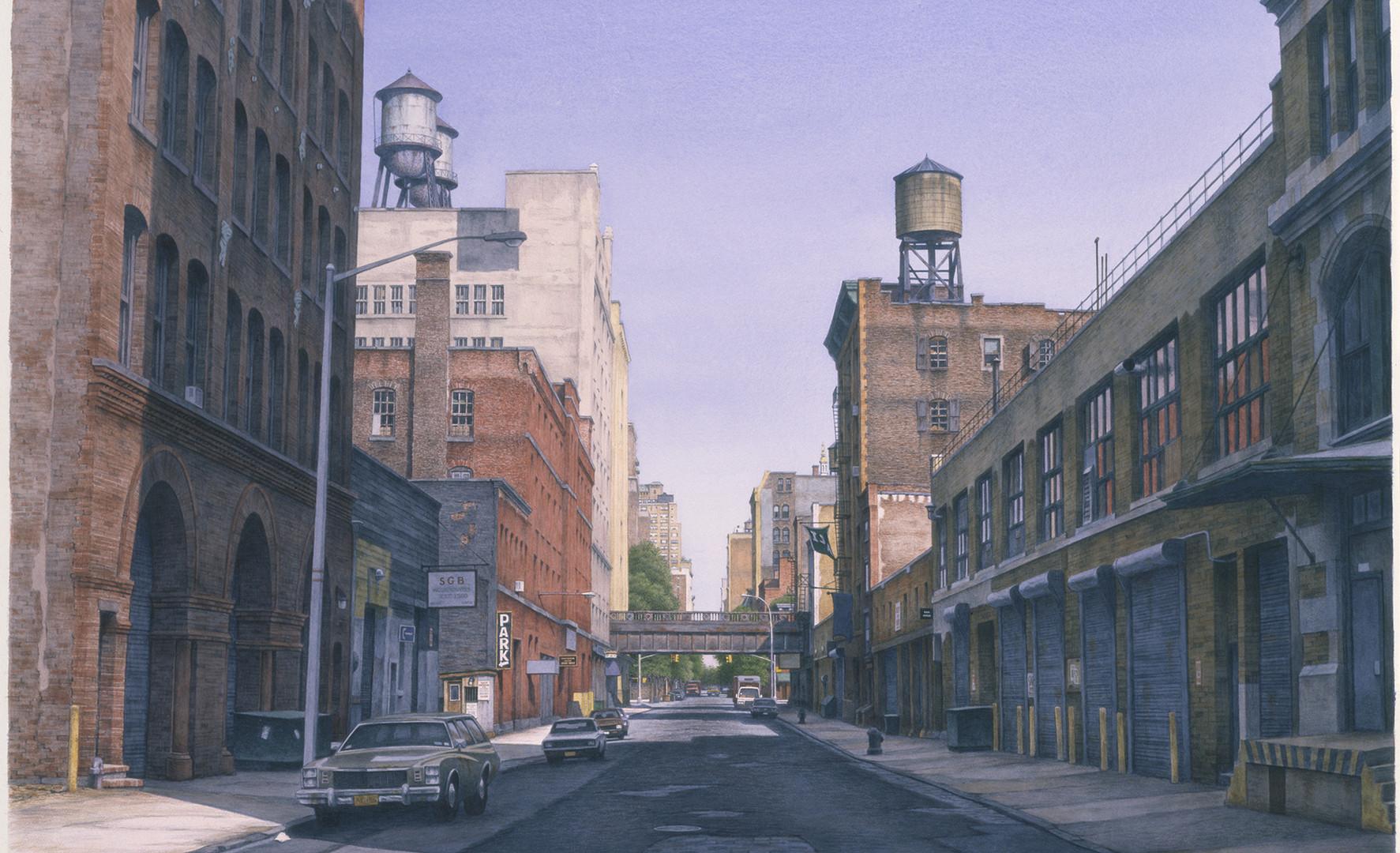 25th Street, 1996