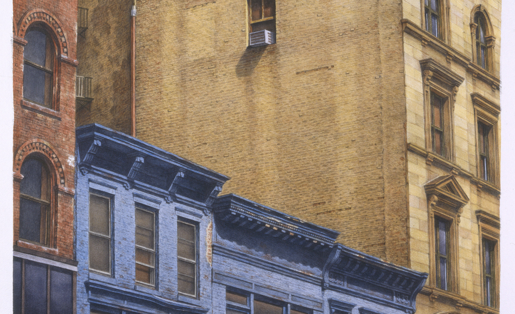 22nd Street and Broadway, 2004