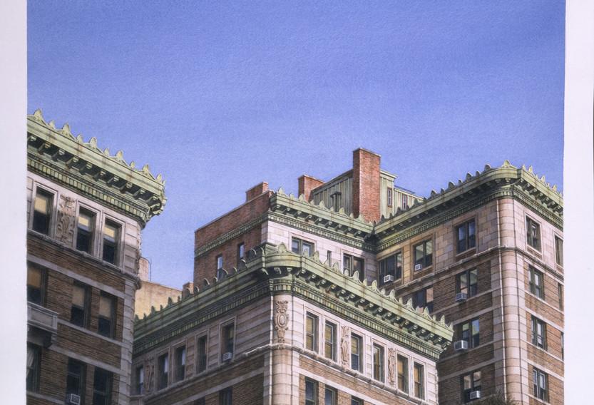Astor Apartments, 2004