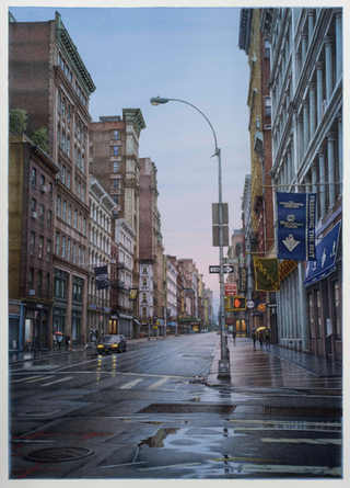 Frederick Brosen. Broadway and Grand str