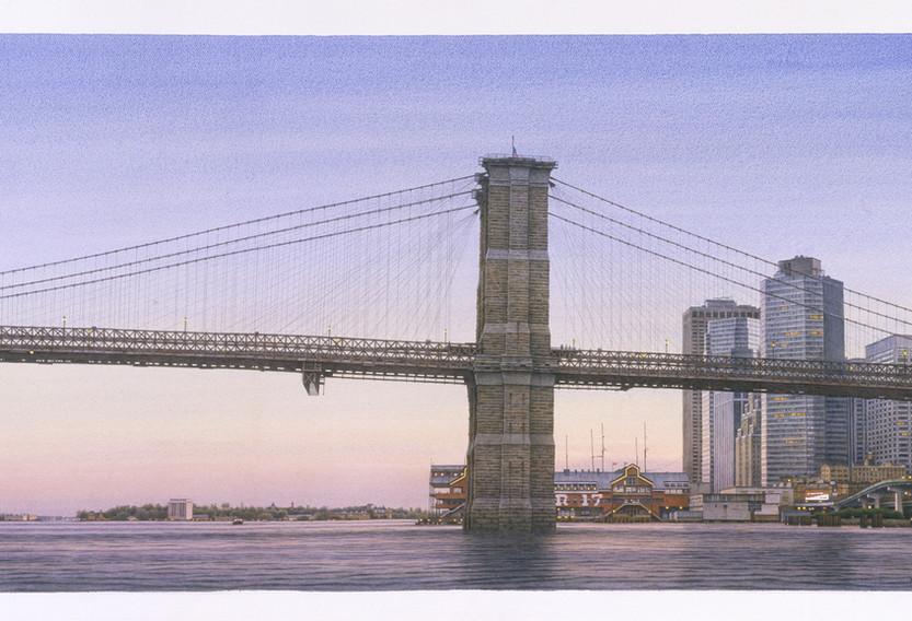Brooklyn Bridge, 2006
