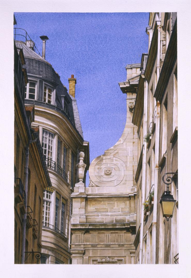 Frederick Brosen. Rue Aubriot. 2005. 34