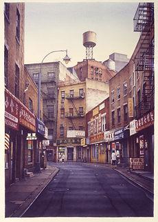 Frederick Brosen. Doyers Street. 2001. 4